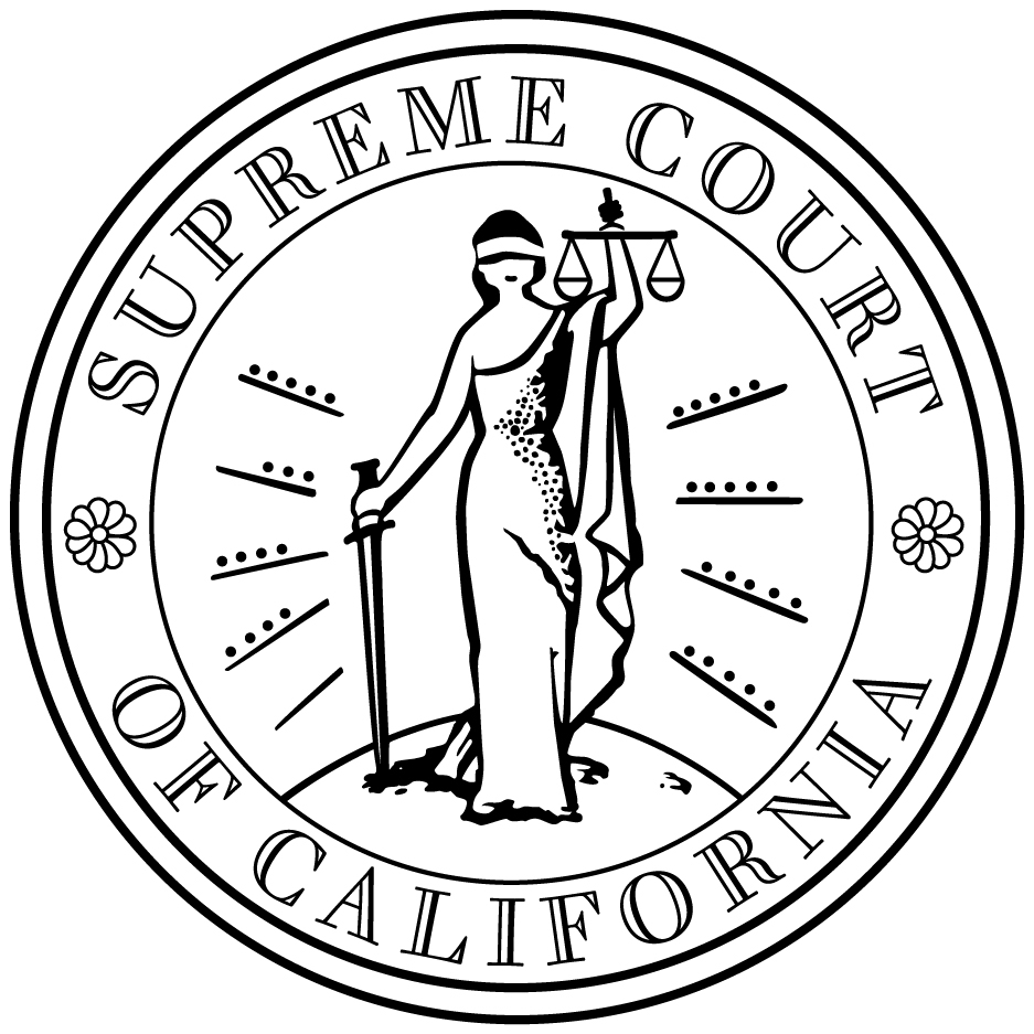 Image of California Supreme Court Seal