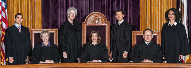 2015 Supreme Court Group Photo