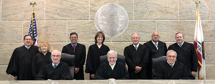Current Justices of the 5th District Court of Appeals