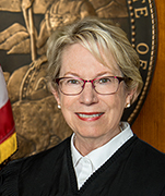 Administrative Presiding Justice Mary J. Greenwood bio photo