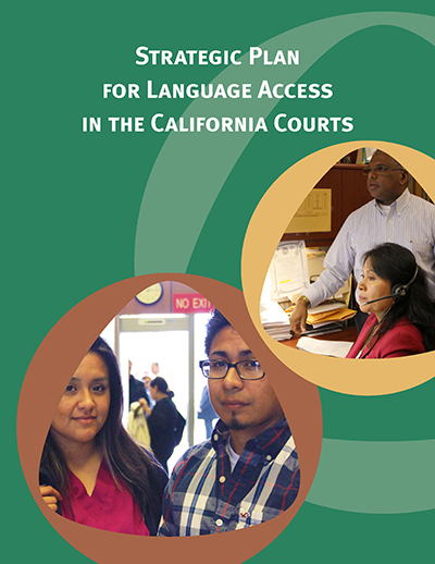 thumbnail of the Language Access Plan