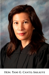 photo chief justice in robe