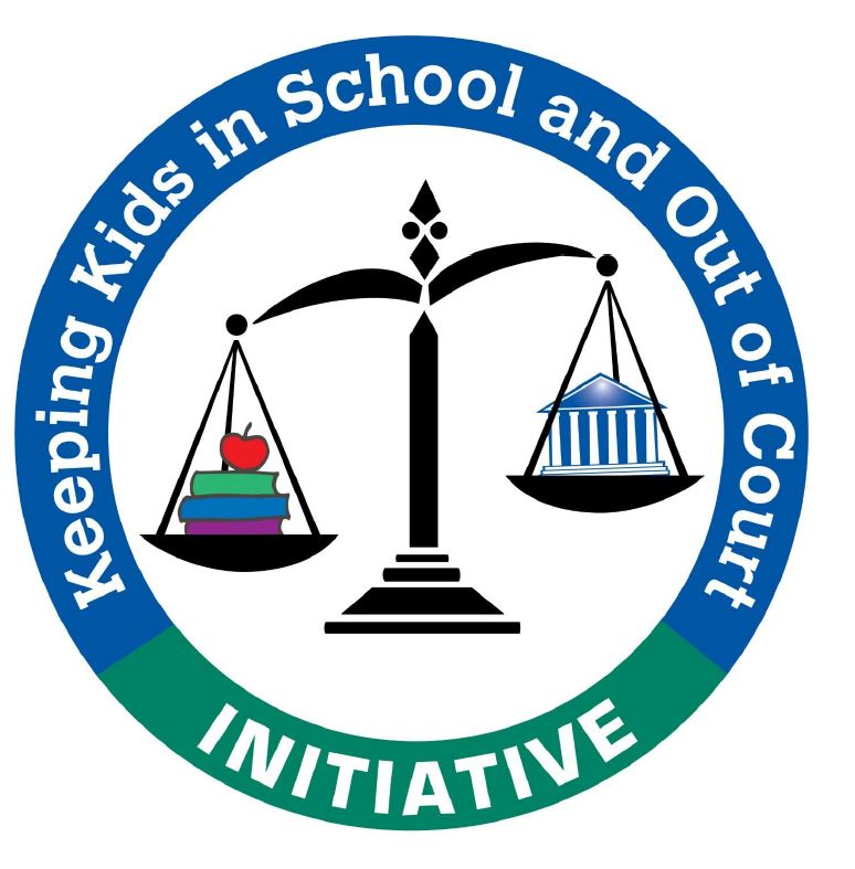 Keeping Kids in School logo