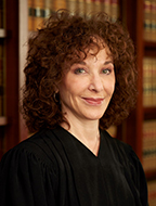 Cynthia Aaron, Associate Justice