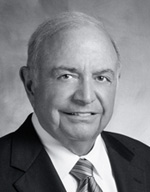 Photo of Associate Justice Marvin R. Baxter