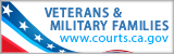 Veterans and Military Families button