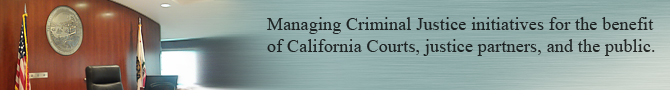 Criminal Justice Programs banner graphic