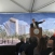 Speaker addresses crowd, New Santa Clara Family Justice Center groundbreaking ceremony