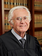 Richard D. Huffman, Associate Justice