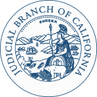 Seal for Judicial Branch of California