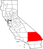 map san bernardino county