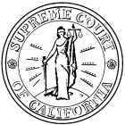 california supreme court seal