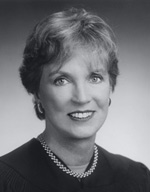 Associate Justice Kathryn M. Werdegar